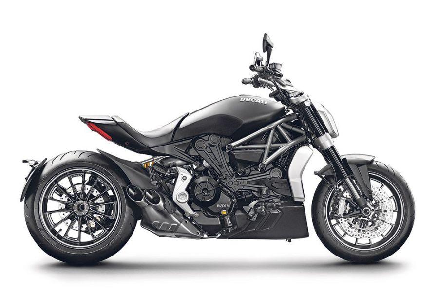 Nova Ducati XDiavel 2017