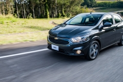 Novo Chevrolet Onix 2017