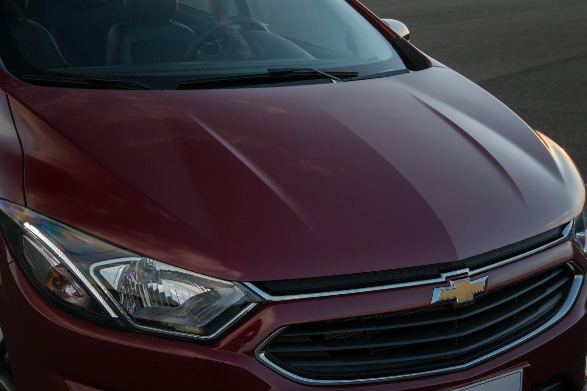 Novo Chevrolet Prisma 2017