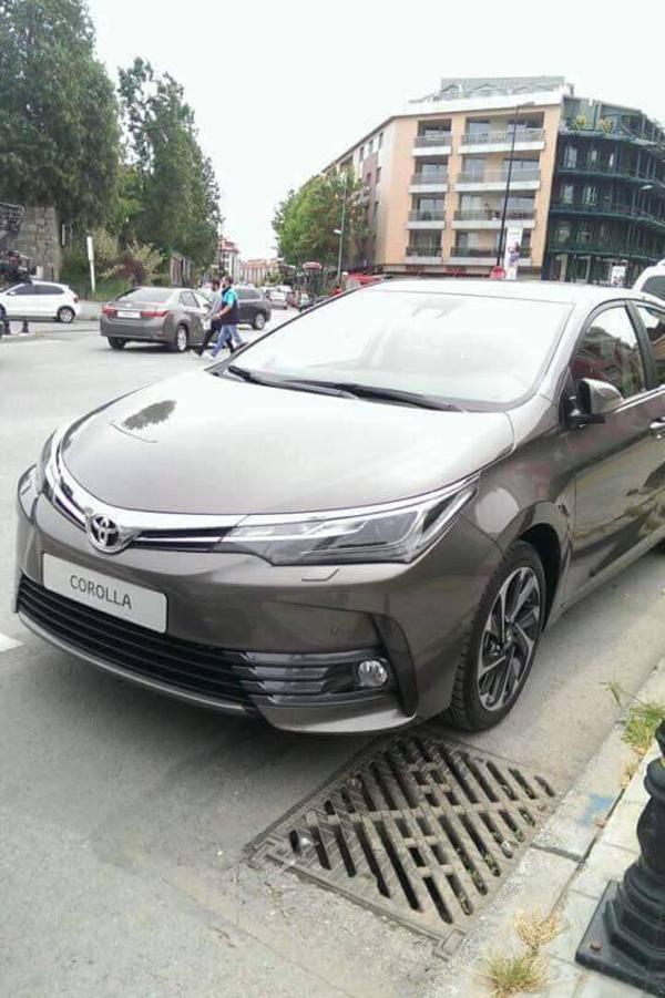 Novo Corolla 2018