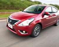 Novo Nissan Versa 2017