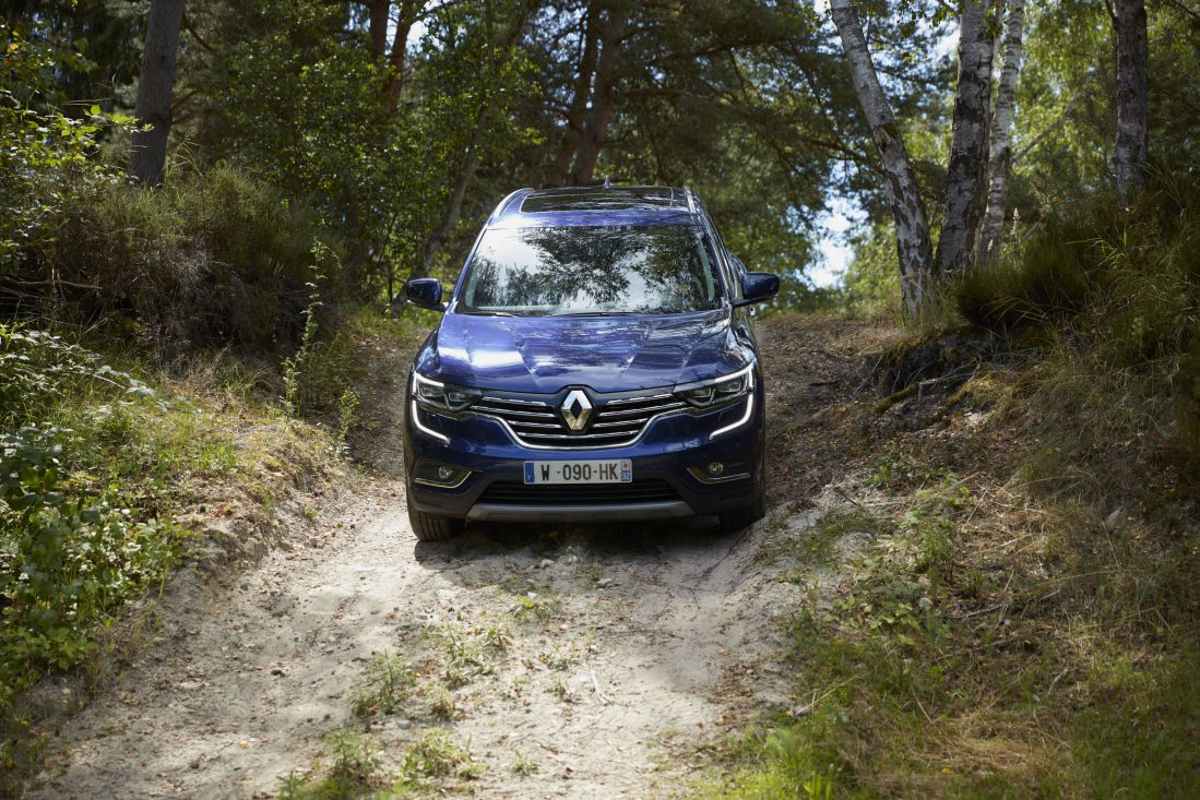 Novo Renault Koleos 2017