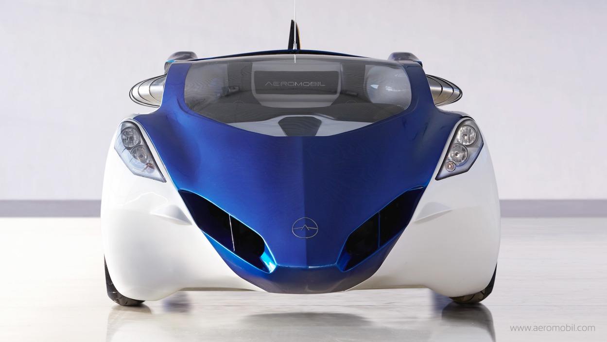 Carro Voador - AeroMobil