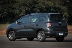 Nova Chevrolet Spin 2017