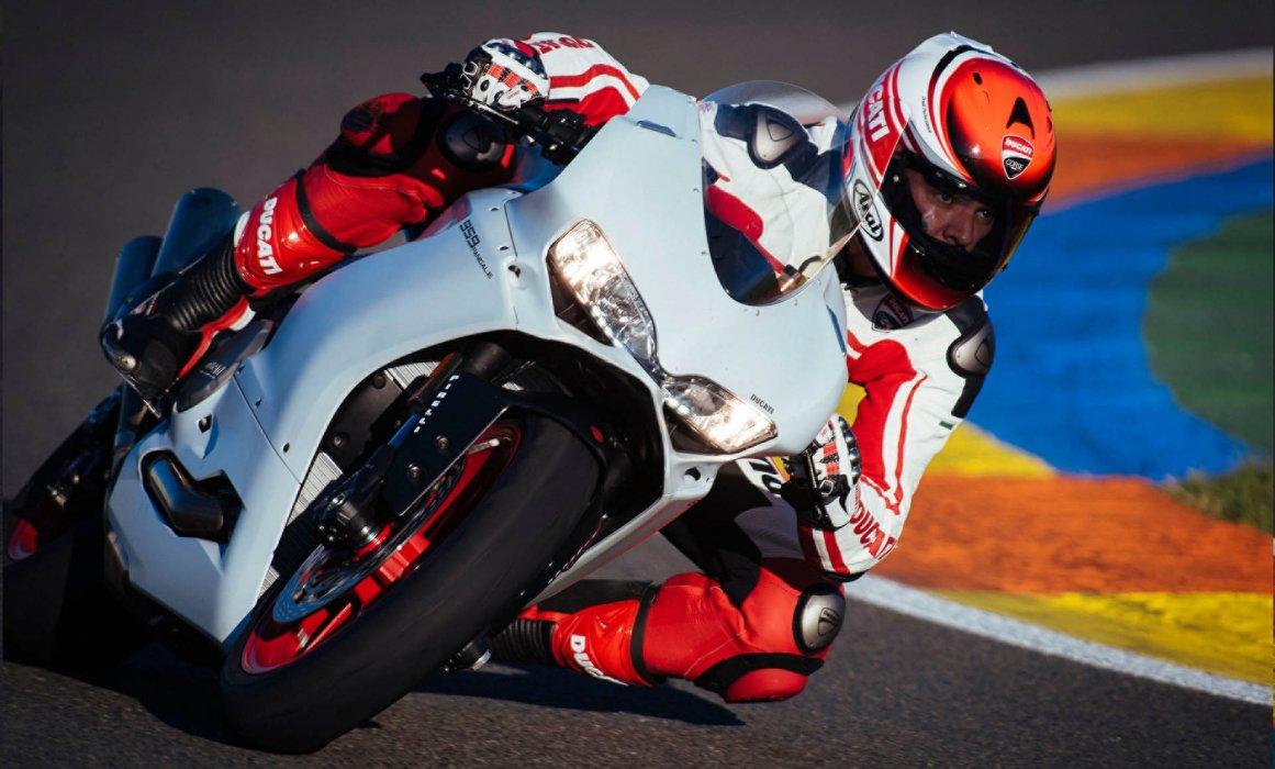 Nova Ducati Panigale 959 2017