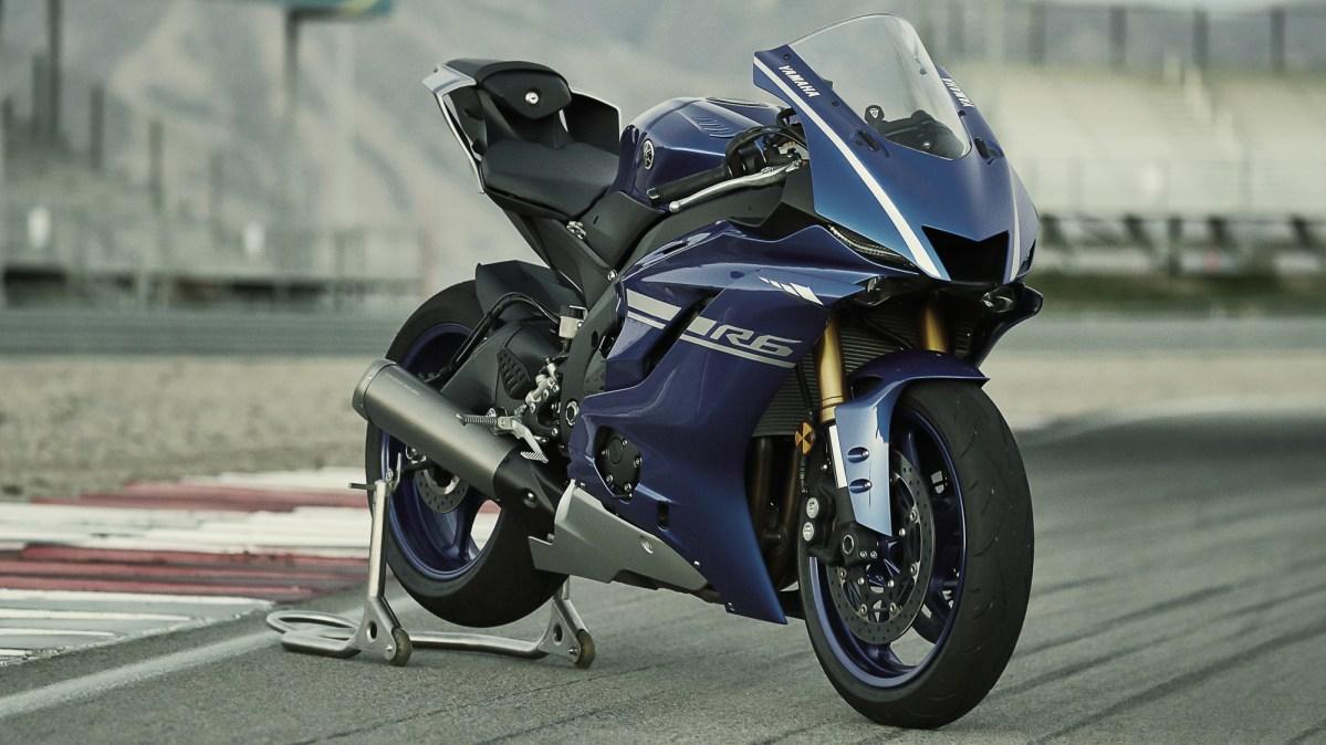 Nova Yamaha R6 2017