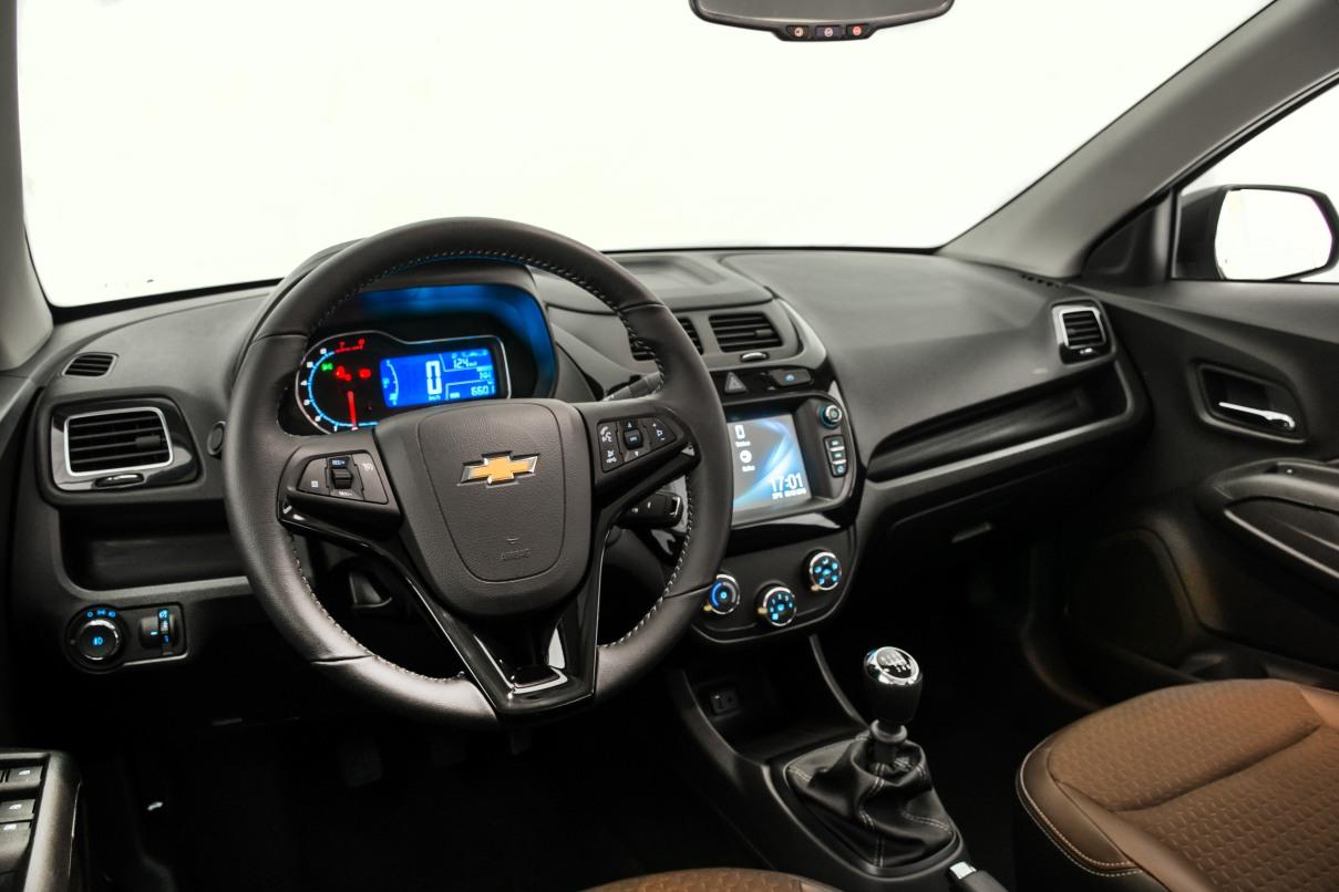 Novo Cobalt 2017 Pre 231 Os Fotos E Consumo Autos Novos