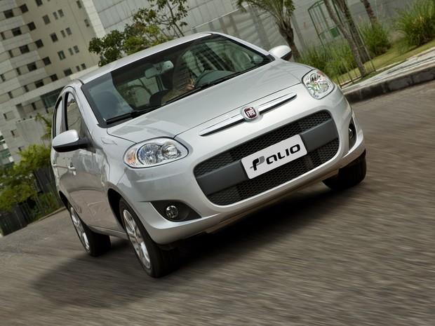 Fiat Palio e Punto saem de linha em 2018
