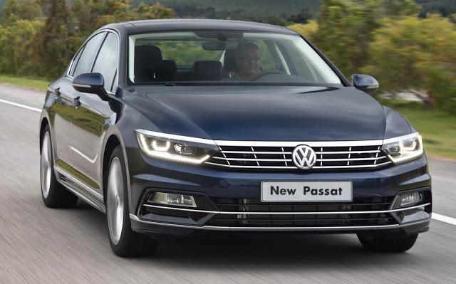 Volkswagen 2017 Passat Interior
