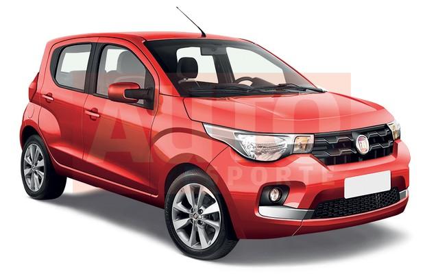 Novo Fiat Mobi 2016 será lançado no Brasil | Autos Novos