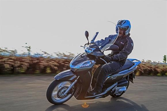 Nova Honda SH300i 2016 - Preços, Fotos e Informações ...