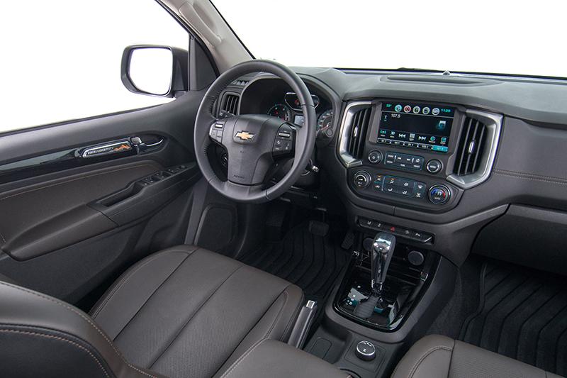 Nova Chevrolet S10 2017