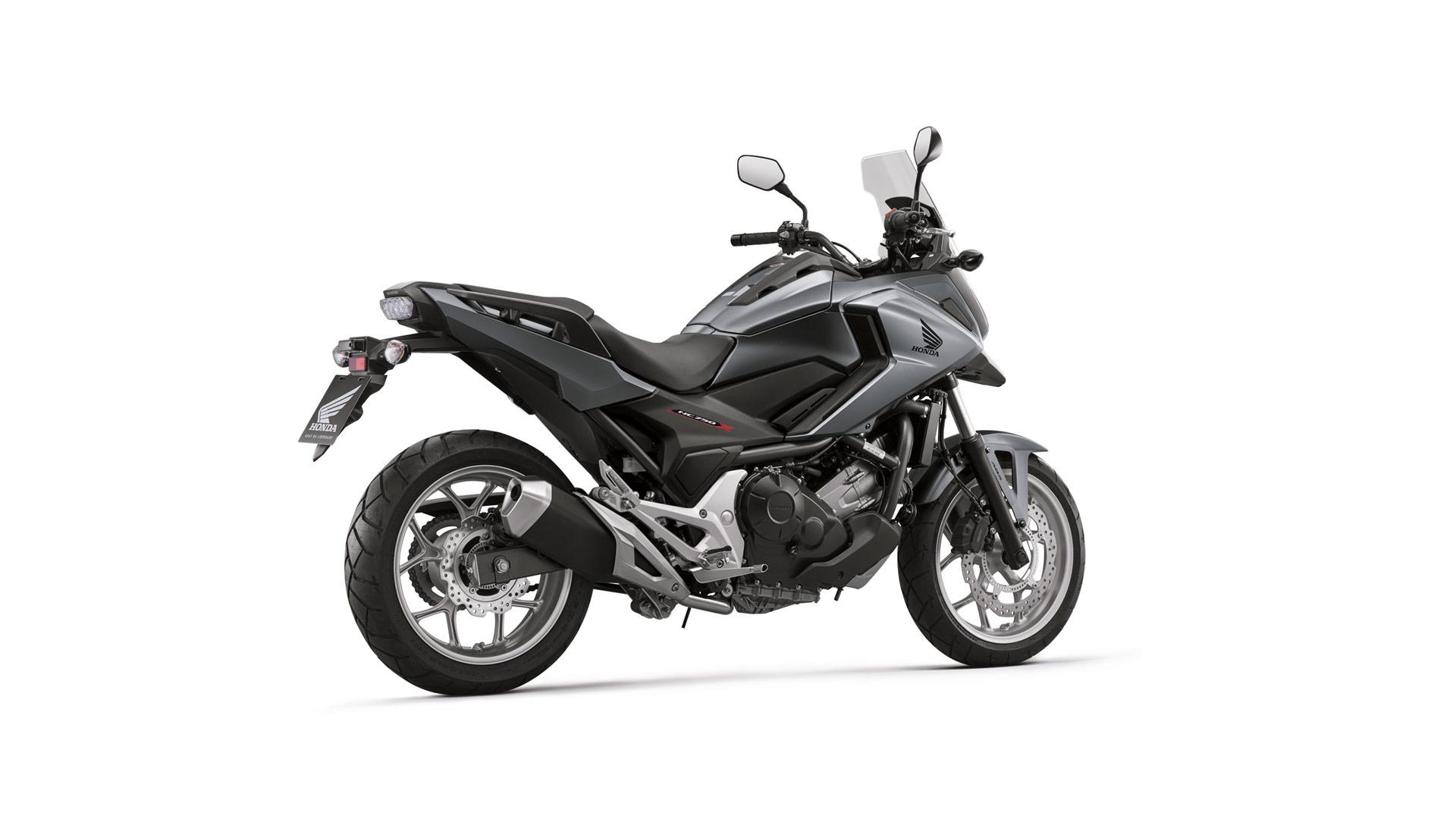 Nova Honda NC 750X 2016
