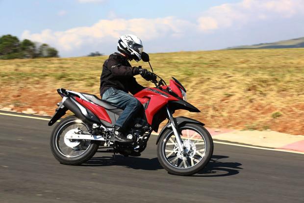 Nova Honda XRE 190 2016