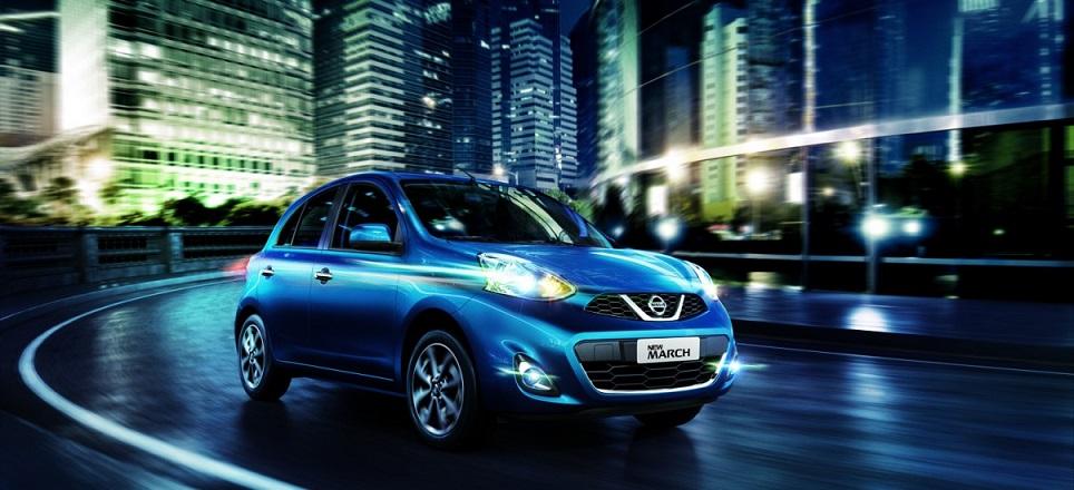 Novo Nissan March 2017