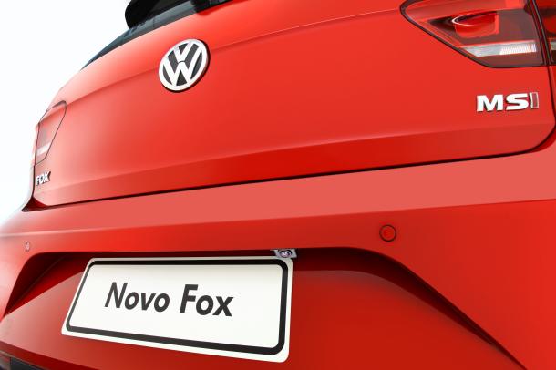 Novo Volkswagen Fox 2017