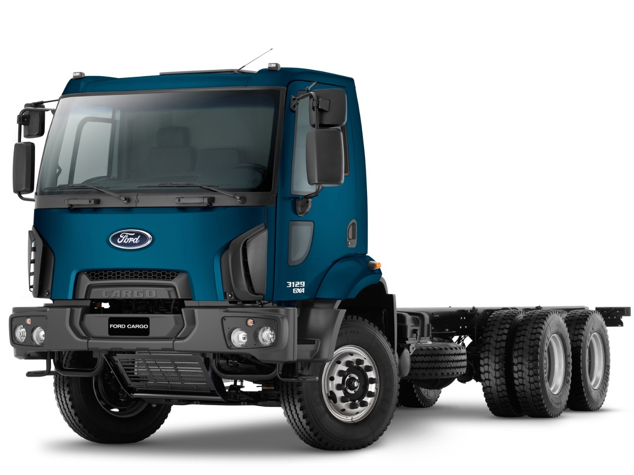 Ford Cargo 2017