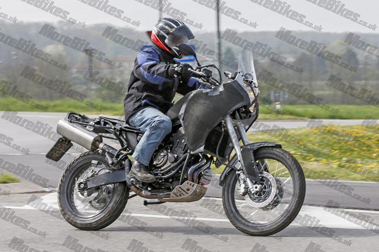 Nova Yamaha Tenere 700