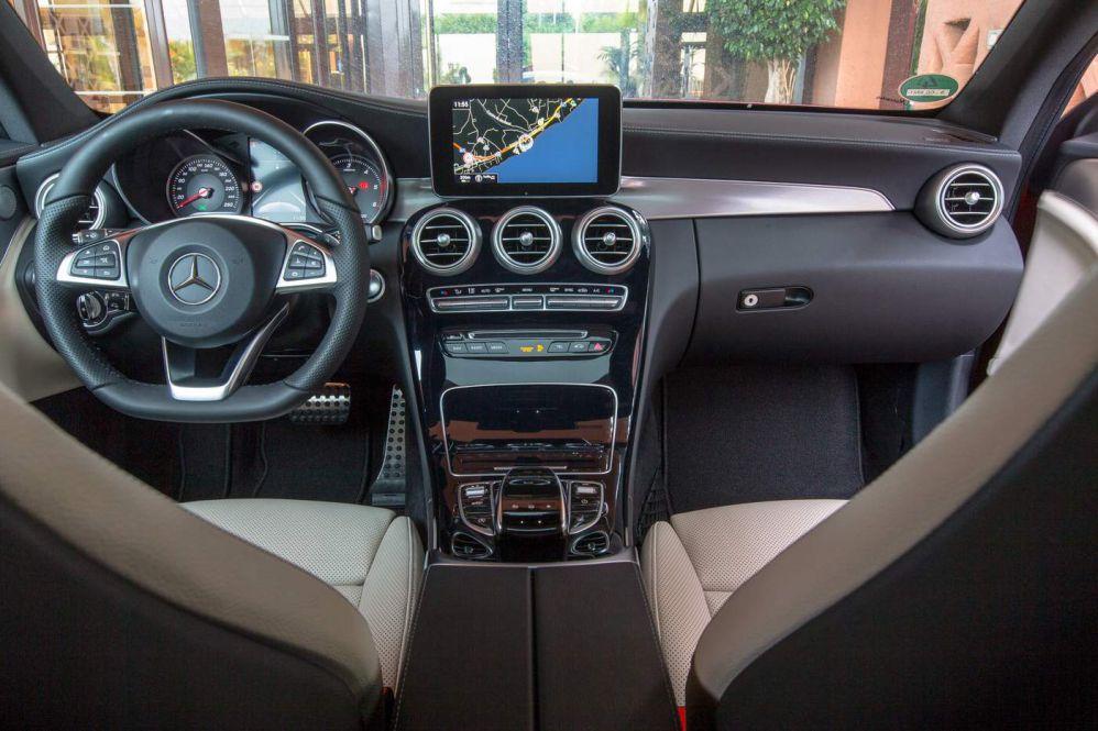 Novo Mercedes C 250 Coupé Sport 2017