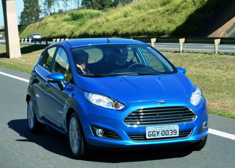 New Fiesta 1.0 turbo 2017