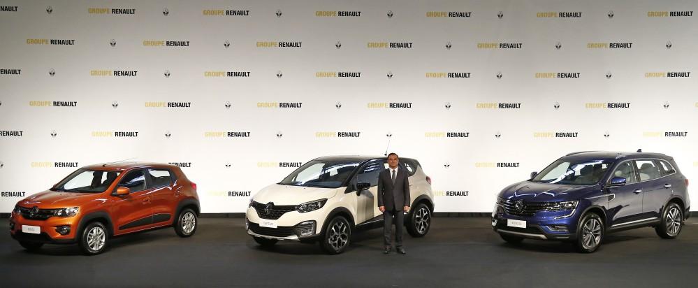 Renault anuncia nova linha de SUVS para o Brasil