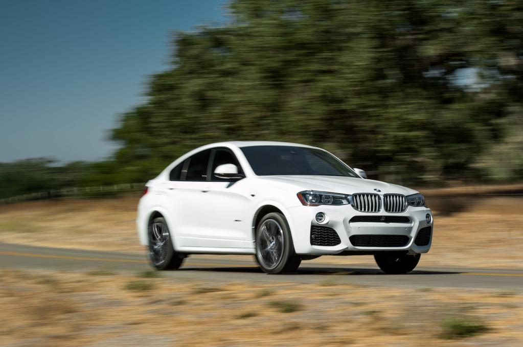 Nova BMW X4 será produzida no Brasil