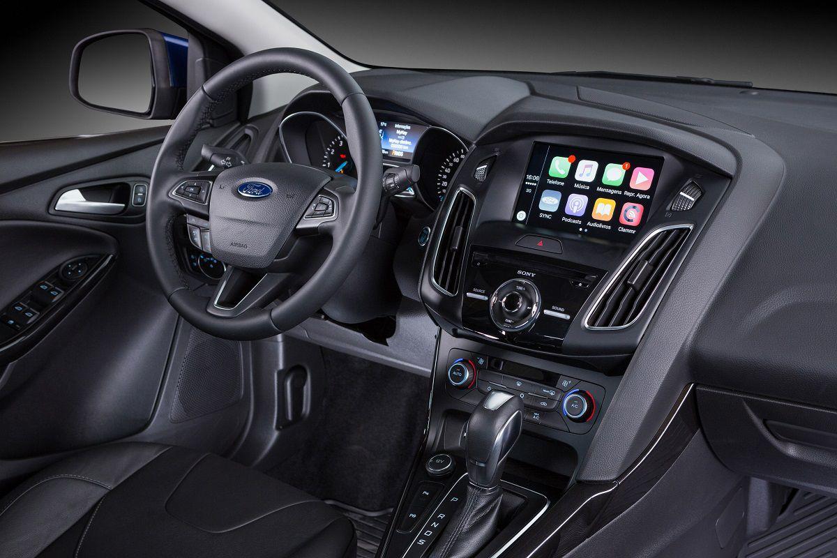 Novo Ford SYNC 3