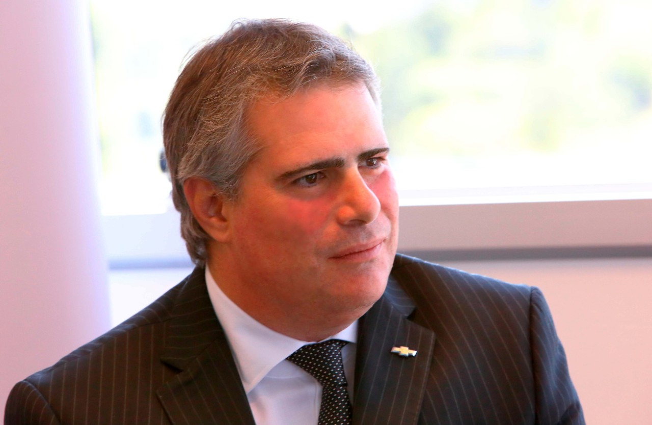 Novo Presidente da Chevrolet Brasil