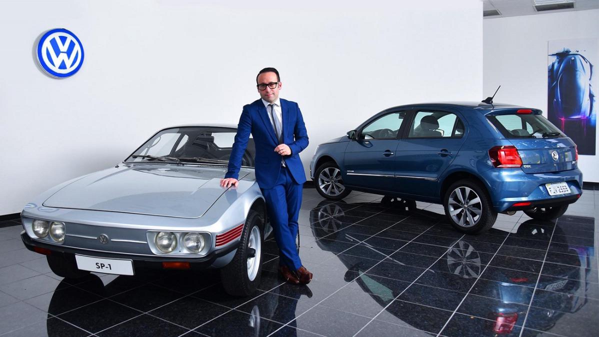 Volkswagen ganha novo diretor de design para o Brasil