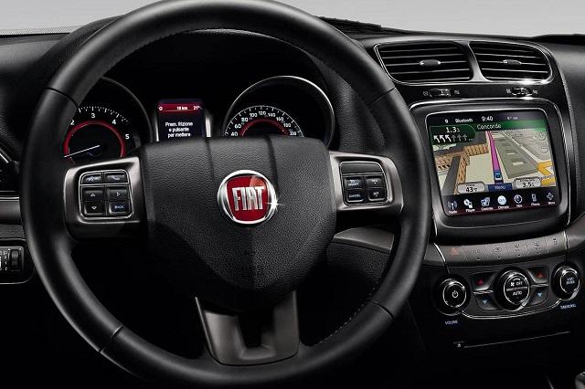 Nova Fiat Freemont 2018