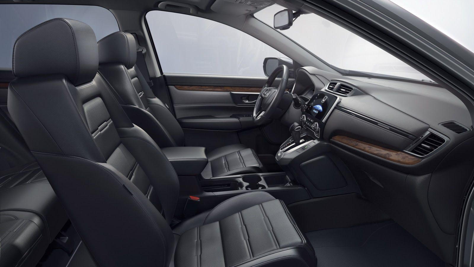 Novo Honda CRV 2017