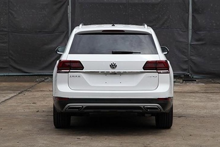 Novo Volkswagen Atlas 2017