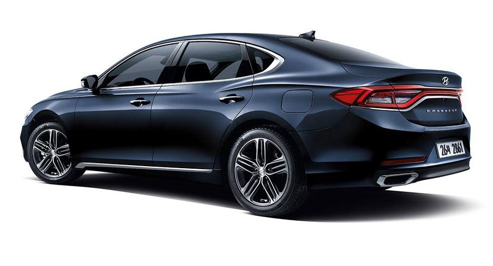 Hyundai lança Novo Azera 2017 na Coréia com 3 opções de motorização | Autos Novos