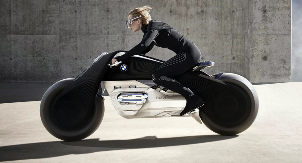 moto do futuro