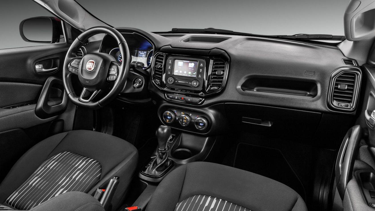 Novo Fiat Toro