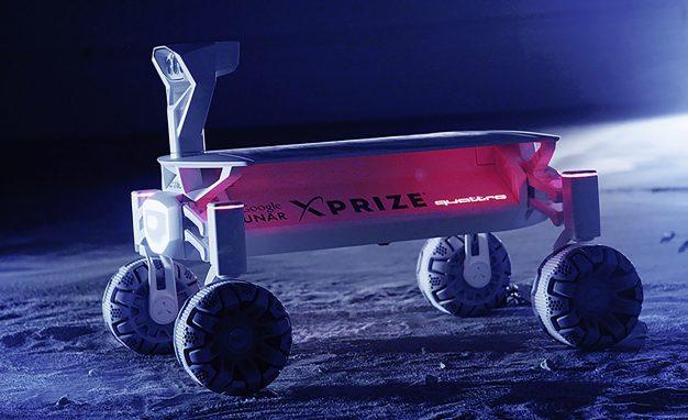 Audi Rover lunar
