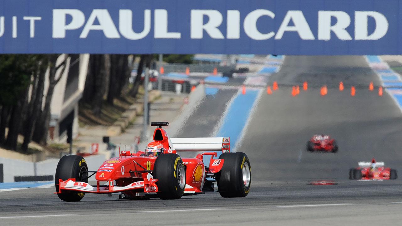 Fórmula 1 em 2018
