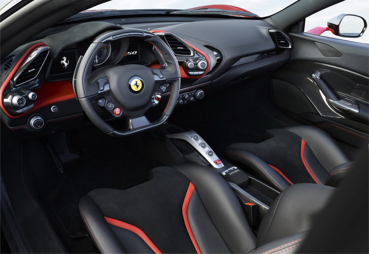 Nova Ferrari J50