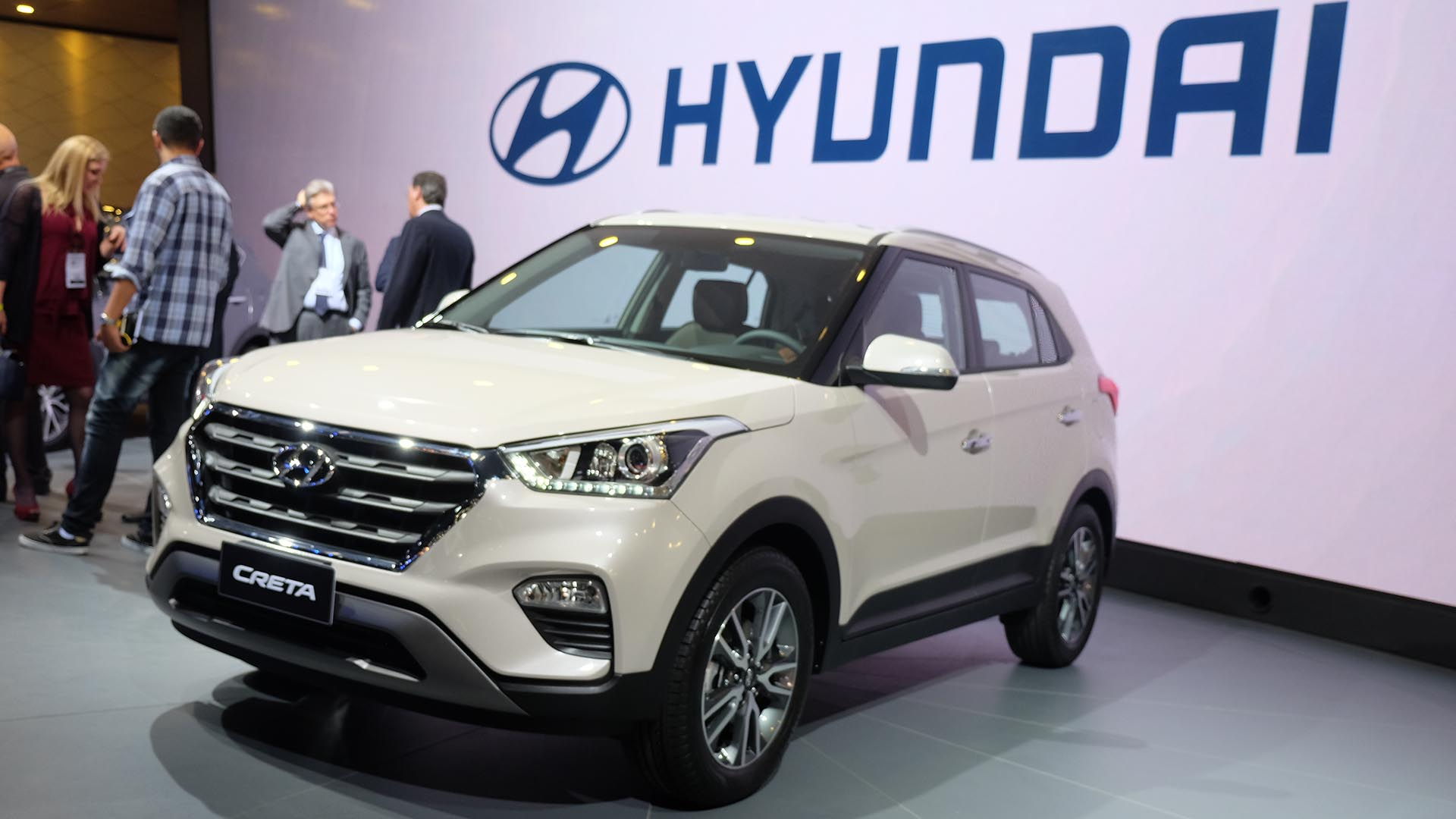 Novo Hyundai Creta 2017