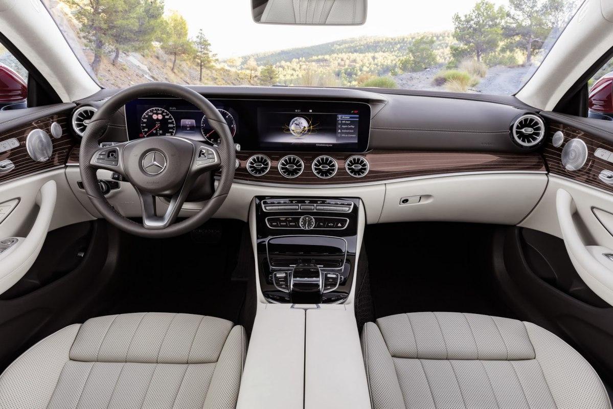 Novo Mercedes Classe E 2018