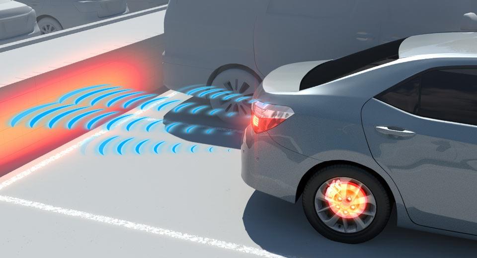 Toyota já testa seu novo sistema de sonar