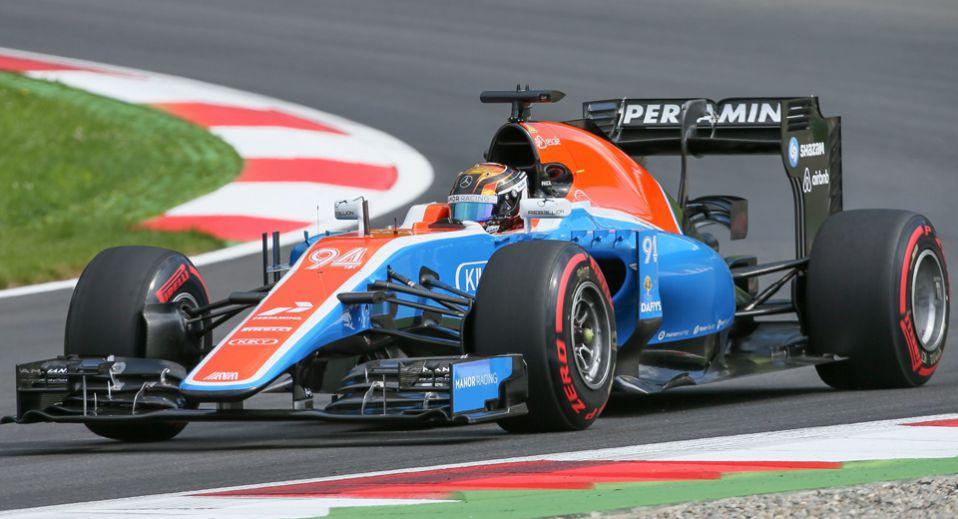 Equipe Manor da Fórmula 1