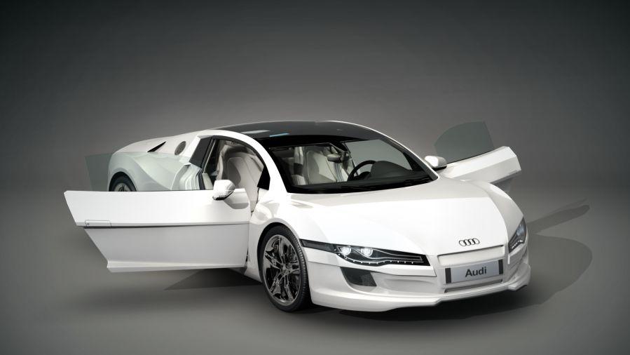 Carro Autônomo da Audi