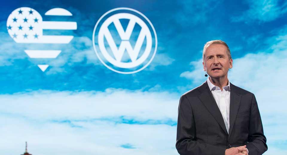 Executivo da VW pode ser preso na Alemanh