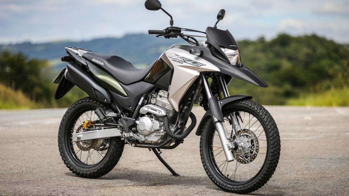 Nova Honda XRE 300 2017