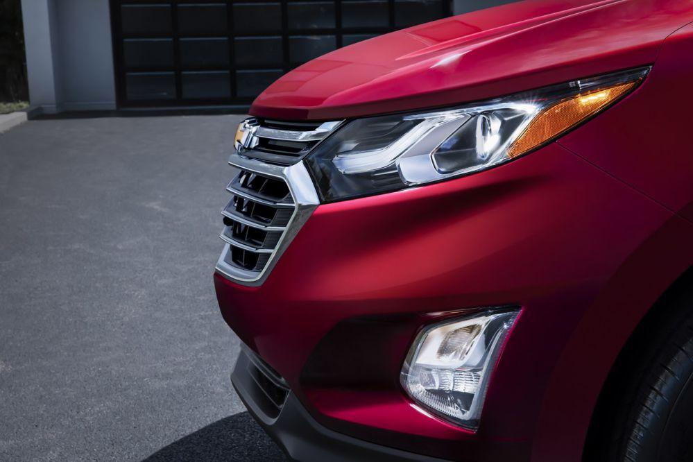 Novo Chevrolet Equinox 2018 - Preço, Fotos e Detalhes