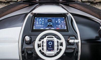 Novo iate da Lexus
