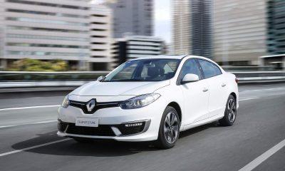 Novo Renault Fluence 2017