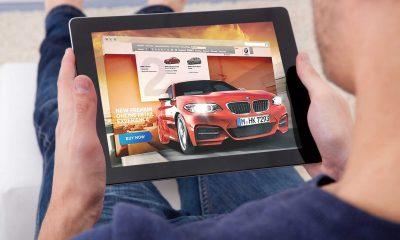 Venda de carros online