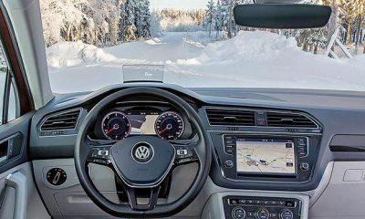 Volkswagen apresenta novo para-brisa